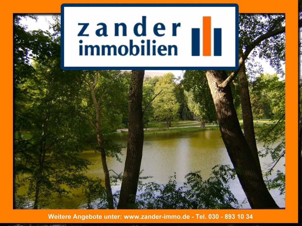 KAISERDAMM - BELEBTES UMFELD - an Lietzensee-Park - Ihr neuer STANDORT ?