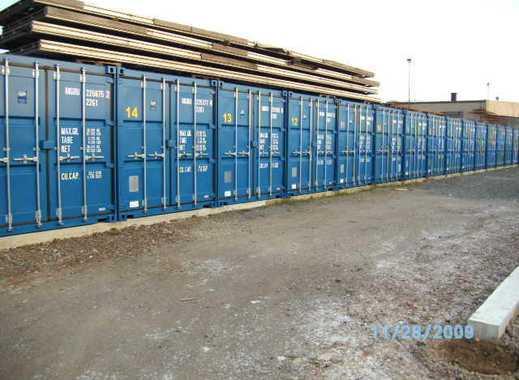 Lagercontainer in Bonn Beuel zu vermieten