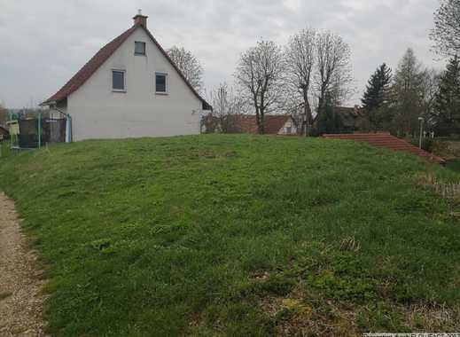 Klein, aber Fein! Grundstück am Ortsrand von Kirchheim