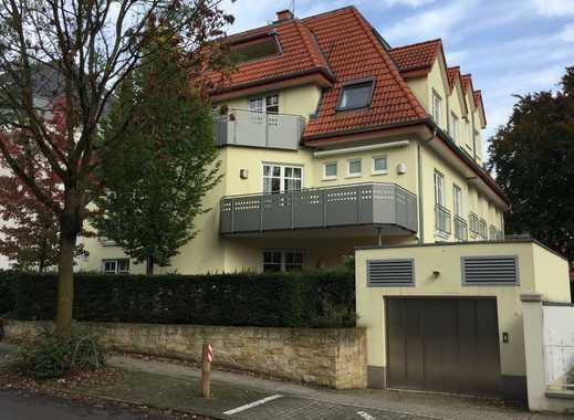 Moderne, hochwertige Penthouse-Wohnung mit Dachterrasse und Blick über Osnabrück