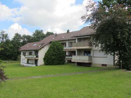 Helle, großzügige 3-Zimmer Wohnung mit Balkon in Waldmünchen