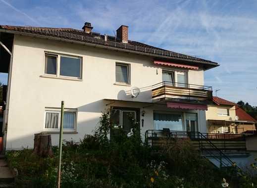 Freistehendes Einfamilienhaus mit historischer Scheune in Neckarsteinach-Darsberg