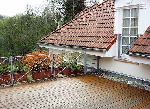 Großzügige 2-Zimmer-Terrassenwohnung in mediterranem Ambiente