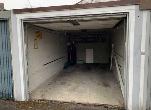 Einzelgarage mit Stromanschluss in oberirdischem Garagenhof
