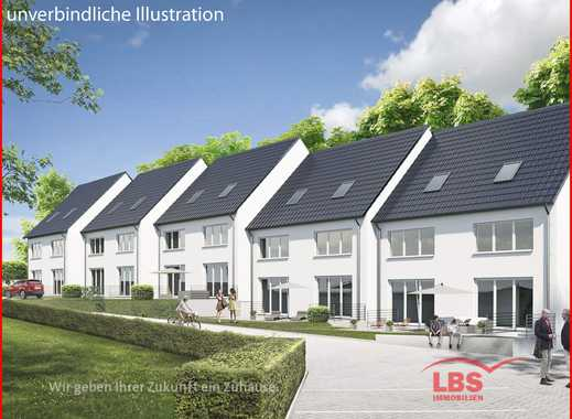 Investment Germany - 10 brandnew townhouses for sale/Stuttgart suburb - subway connected