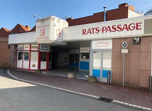 Pizzeria mit Inventar in der RATS-PASSAGE