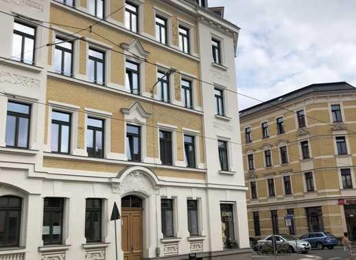 Attraktive 2-Zimmer-Wohnung mit Balkon in Leipzig / Brunnenviertel