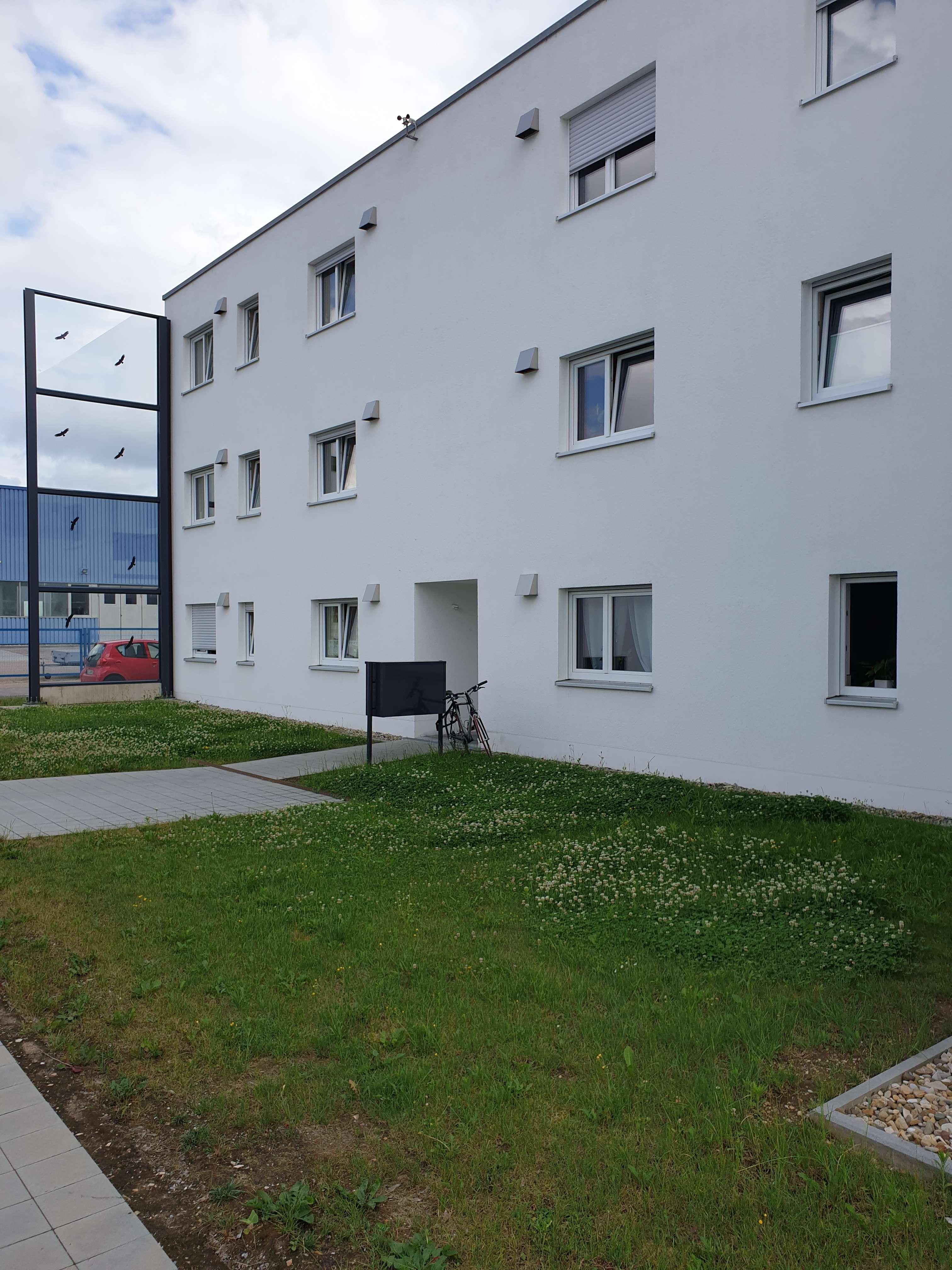 2 Zimmer Wohnung, Baujahr 2015, im Ostenviertel, Nähe Continental und Siemens