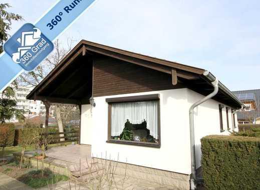 Gemütlicher Bungalow auf geschütztem Grundstrück in Berlin-Alt-Hohenschönhausen