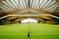Bild Exklusive Tennis & Soccer Anlage mit sehr gepflegtem, mediterranem Restaurant!