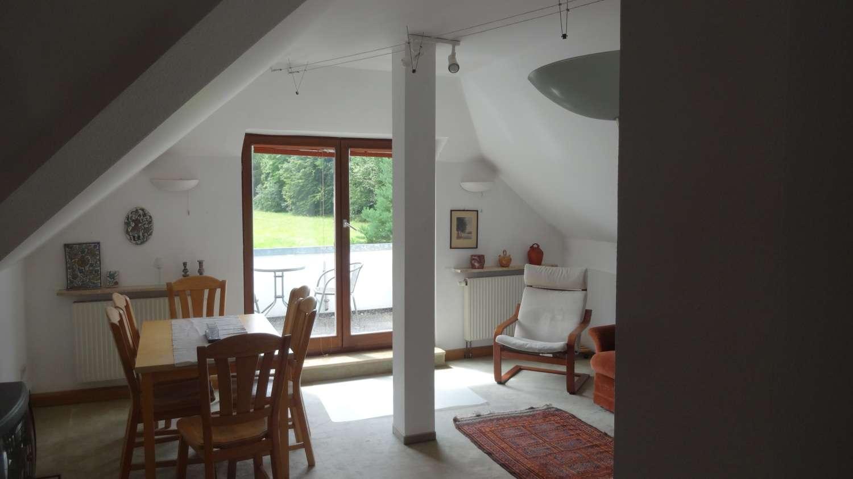 Möblierte Dachgeschosswohnung zu vermieten