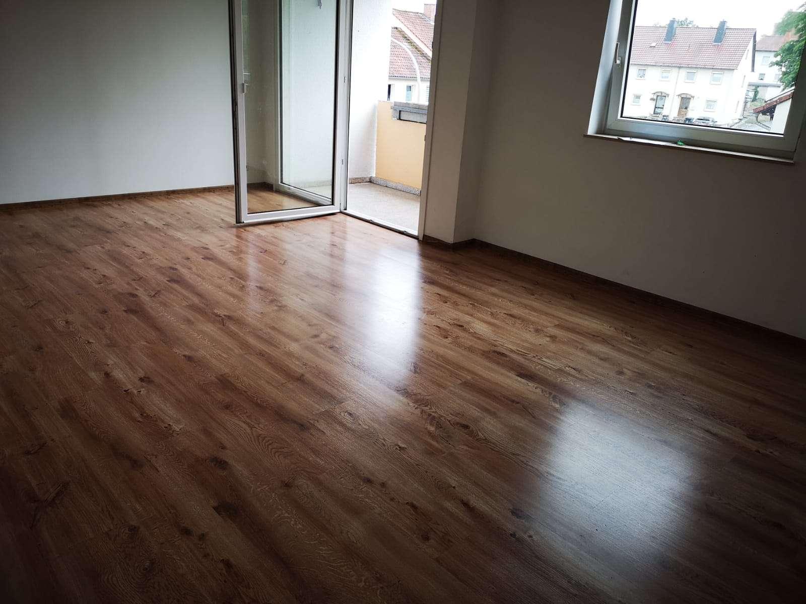 Schöne 4 Zimmer-Wohnung mit Balkon in Redwitz an der Rodach