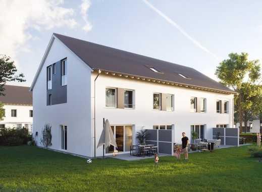 Schickes Reihenmittelhaus inkl. Grundstück & Terrasse  für die Familie in Leipzig-Miltitz