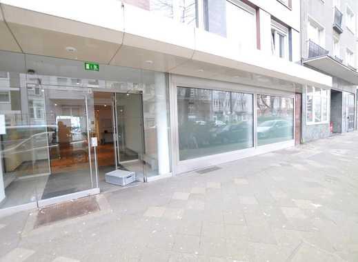 Ladenlokal/Shop mit anliegenden Atelier /Werkstatträumen/ Praxis