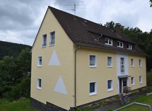 Eine schöne 4ZKB Wohnung mit Balkon in Dietzhölztal (nähe Rittal)