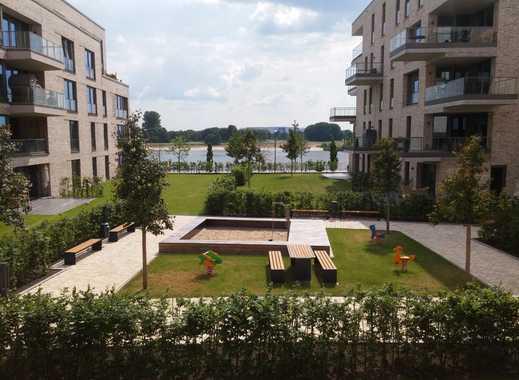 Wohnen an der Weser - großzügige 3 Zi. Wohnung im Magellan Quartier Überseestadt
