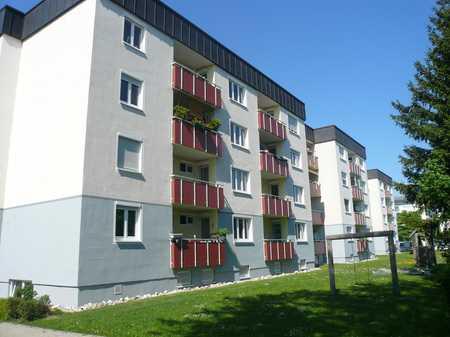 schöne 3-Zimmer-Wohnung mit Loggia und Bergblick in Prien am Chiemsee in Prien am Chiemsee