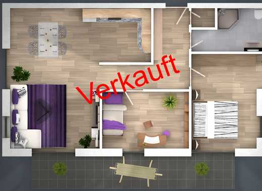 Verkauft! Wohnung Nr. 16, Obergeschoss