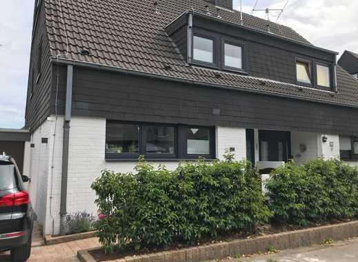 Heiligenhaus Isenbügel, familienfreundliche moderne Doppelhaushälfte
