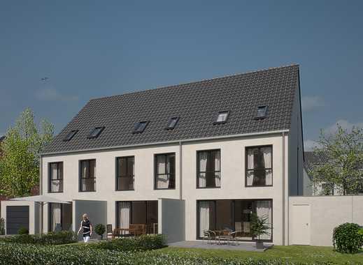 Reihenhaus in Dormagen - Stürzelberg, Neubau in ruhigem Wohnviertel