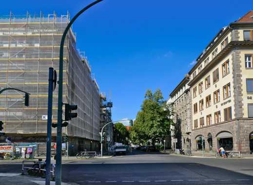 Modernes 3-Zimmer-Penthouse auf ca. 82 m² mit Terrasse und Balkon im schönen Tiergarten