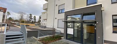 Erstbezug: attraktive 2-Zimmer-Wohnung mit Luxusküche und Balkon in Espelkamp