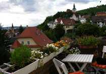 Traumhafte DG-Wohnung mit Balkon in