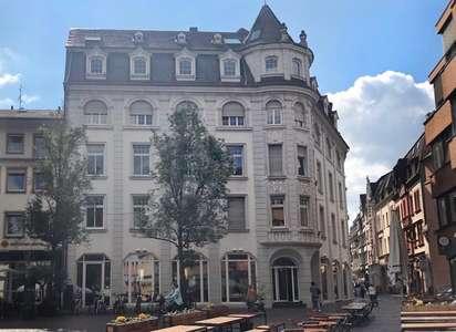 Außenfassade Jakobstraße 31