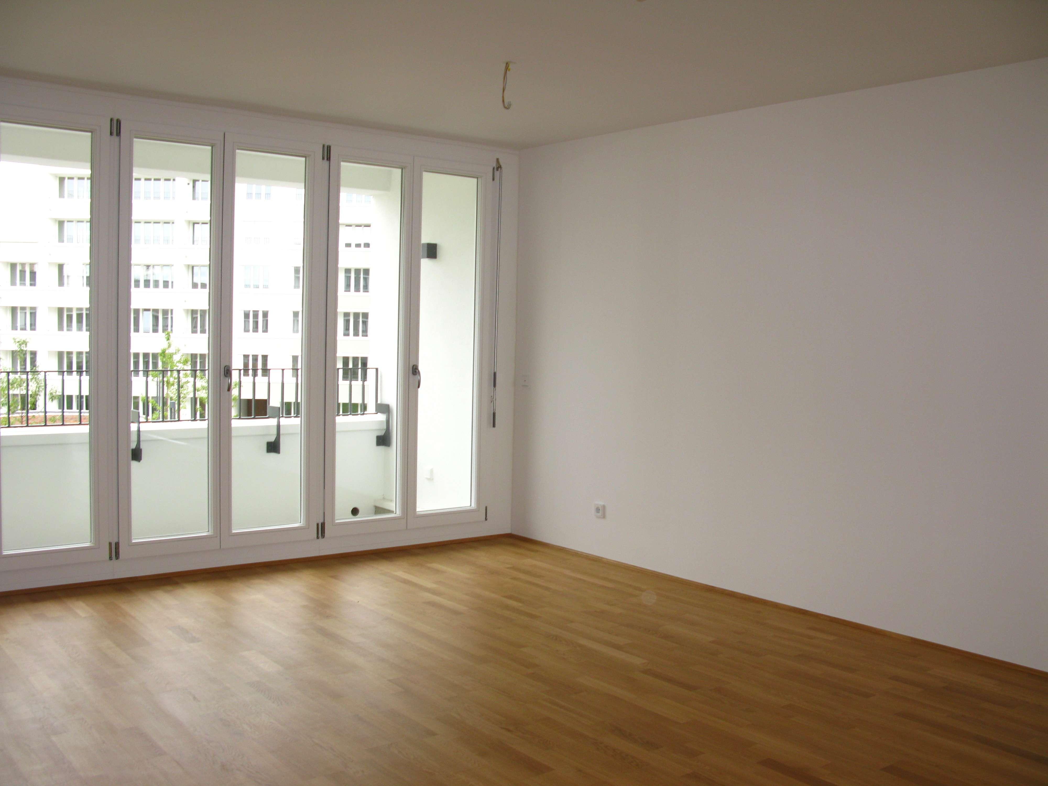 Erstbezug: freundliche 2-Zimmer-Wohnung mit Einbauküche und Balkon in Pasing-Obermenzing, München in Obermenzing (München)