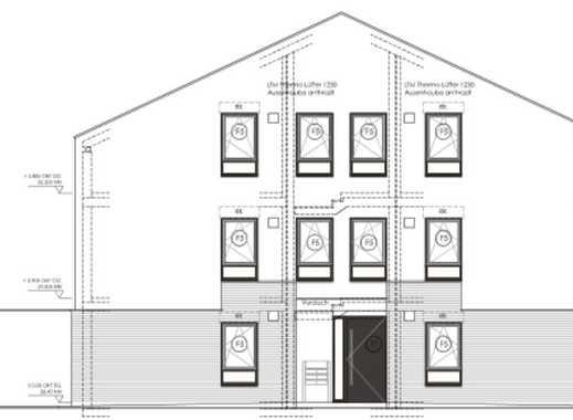 Neuwertige 2,5-Zimmer-Wohnung mit Balkon in Kleve