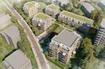 BARRIEREFREI - Neubau 2-Zimmer Erdgeschosswohnung mit