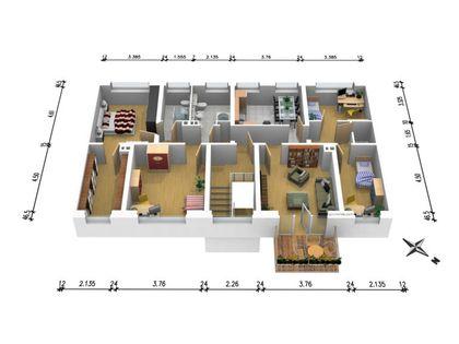 Wohnung Ab 6 Zimmer Zur Miete In Chemnitz