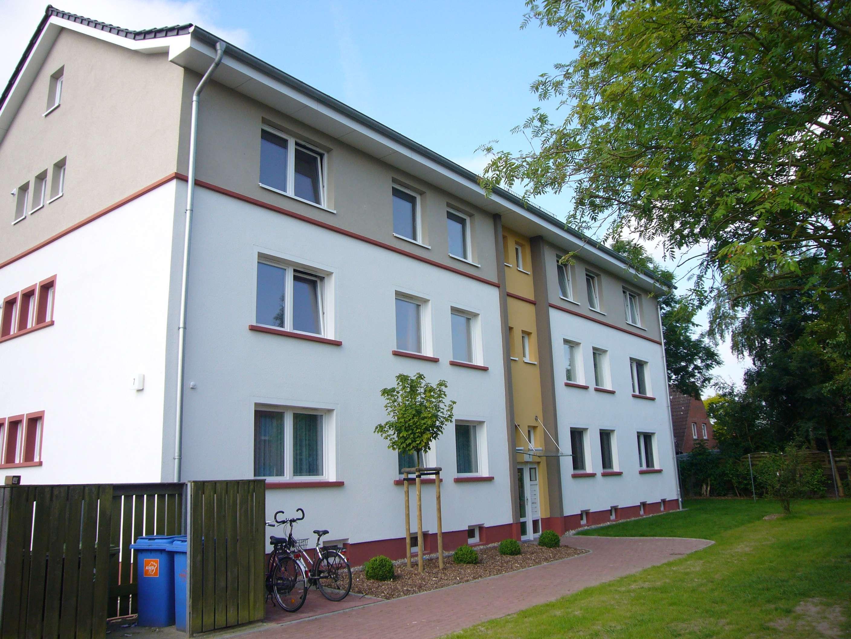3-Zimmerwohnung mit Süd-West Balkon