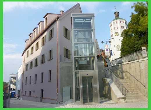 """Schöne Büroräume  """"Am Stadtturm""""  in Günzburg zu vermieten!"""