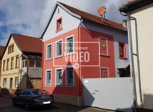 Einziehen und Wohlfühlen! Sehr gepflegtes, freistehendes Wohnhaus im schönen Merxheim zu verkaufen