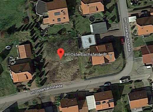 Sonniges Baugrundstück in Bilshausen ( ohne Makler )