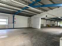 Produktionshalle Lagerhalle beheizbar renoviert in