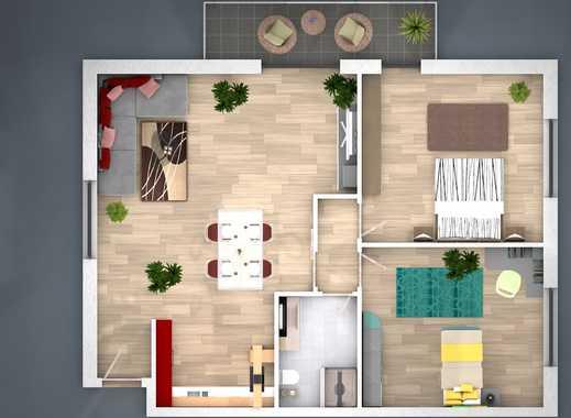 3-Zimmer-Wohnung Nr. 17, Dachgeschoss
