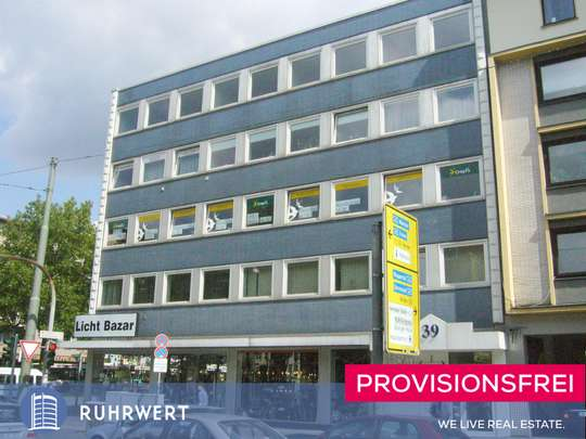 Teaser von Ihr neues Büro mitten in der Bochumer City!
