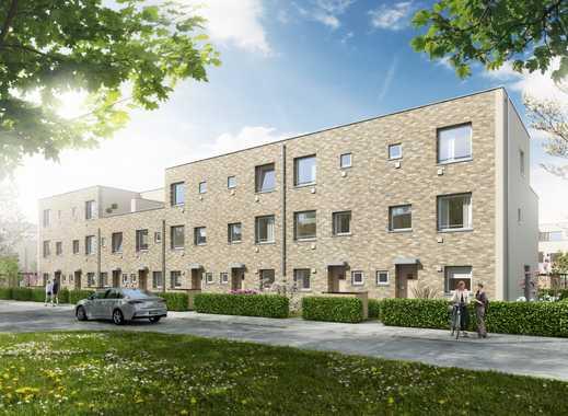 Gartenstadt Werdersee: KfW-55-Haus mit Fußbodenheizung, Rollläden uvm.