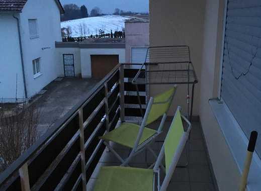 Helle drei Zimmer Wohnung in ruhiger Lage, Osterhofen