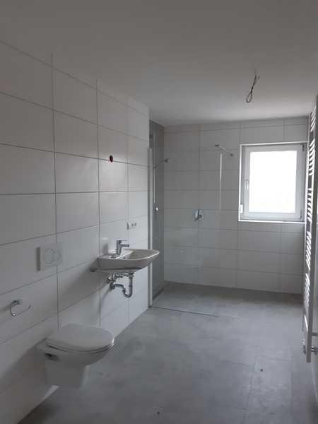 3-Zimmer-Neubau-Wohnung mit Balkon in Gartenstadt (Bamberg)