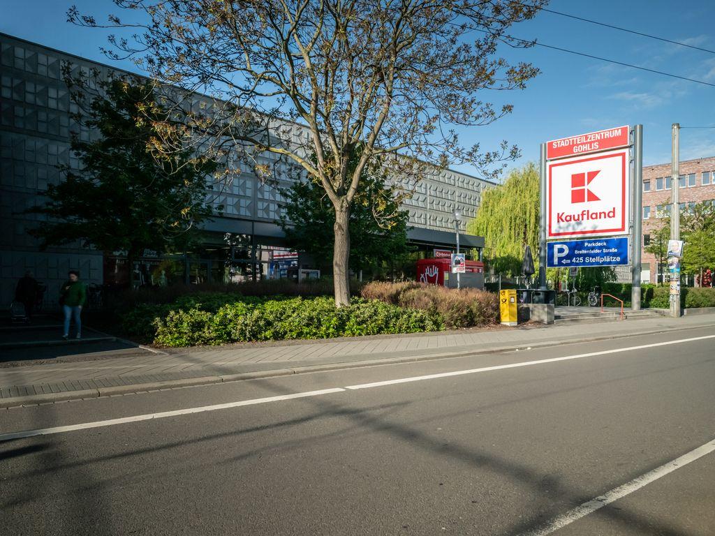 Außenansicht KL Leipzig-Gohlis