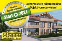 Neubau-Projekt 4-Zimmer-Terrassen-Wohnung Kachelofen LIFT Garage