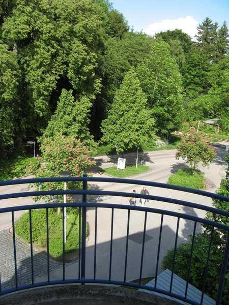 Schöne 2 Zimmerwohnung mit Galerie am Stadtpark in Erding