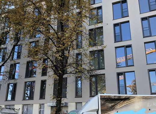 NEUBAU 3-Zimmer - teilmöbliert in München-Neuhausen