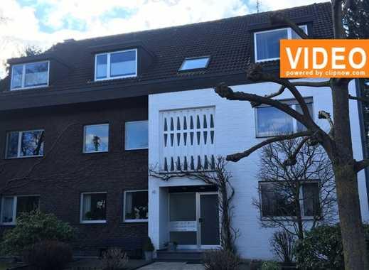 Ruhiges und gemütliches Apartment mit Balkon im Grünen