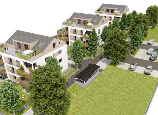 RESERVIERT - 1-Zimmer Neubauwohnung mit großzügigem Balkon zu vermieten