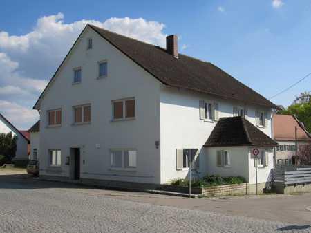 OG - gepflegte Wohnung mit Gartennutzung - Warmiete 750 € in Schrobenhausen