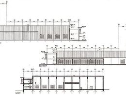 Planung Lagerhalle